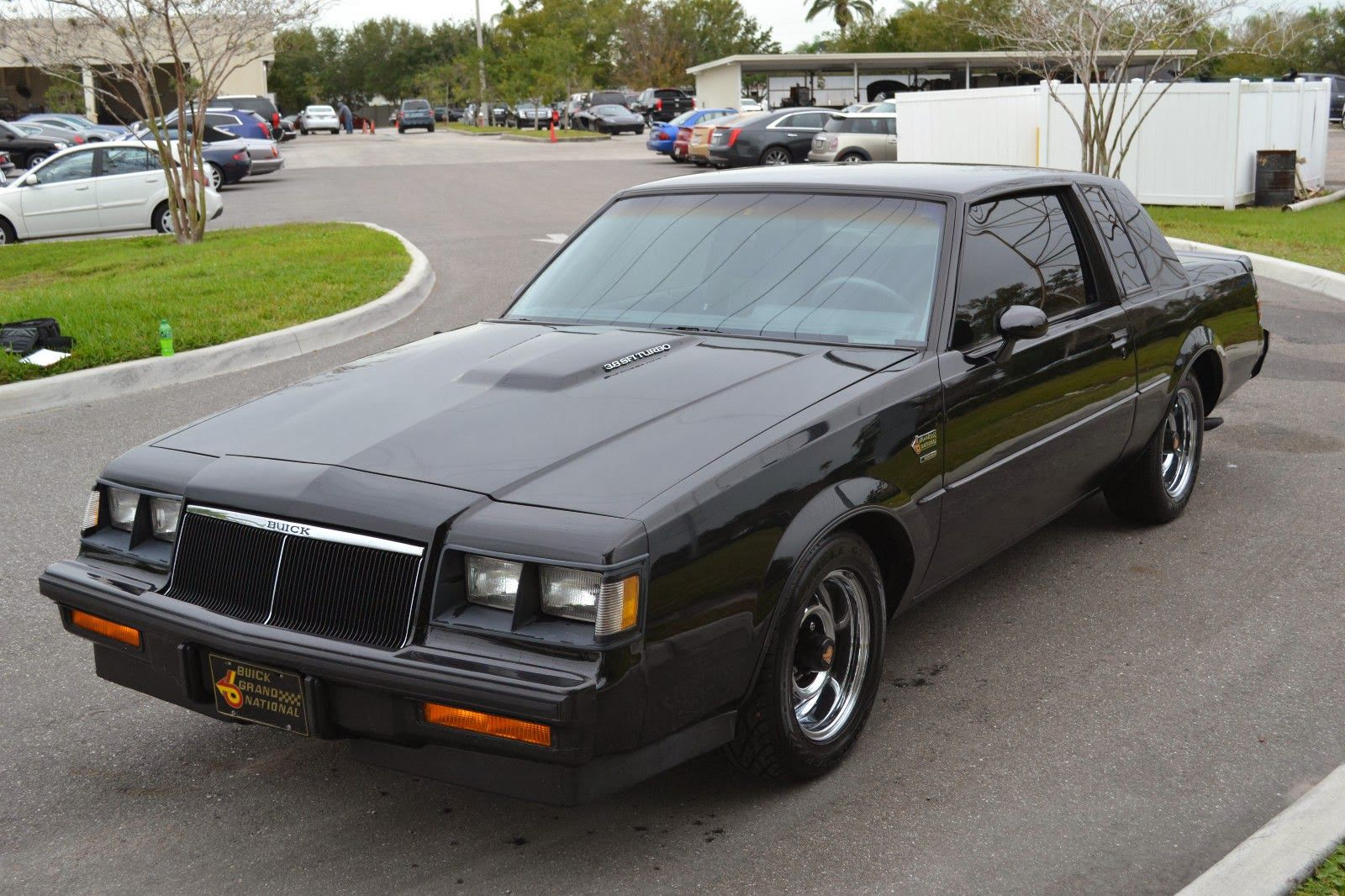 1985 buick grand national sale