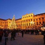Vianocne trhy vo Viedni