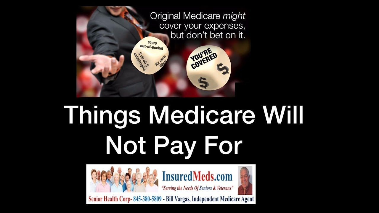 Things Medicare Does Not Pay For Skilled nursing