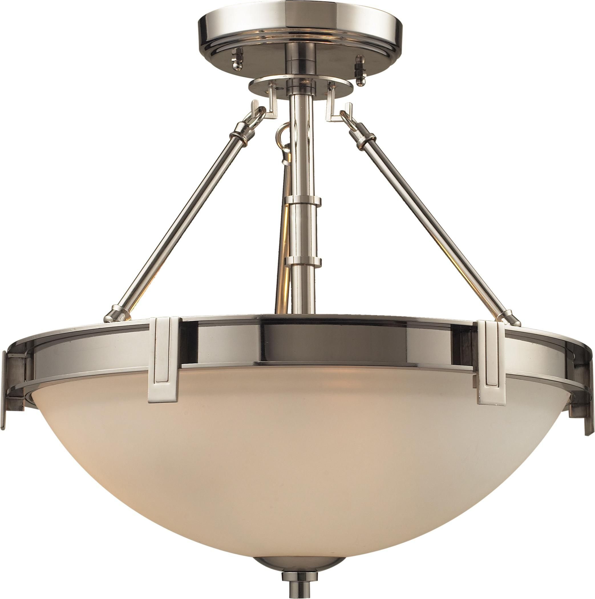 """Tribeca Collection 16"""" Wide Ceiling Light Fixture ..."""