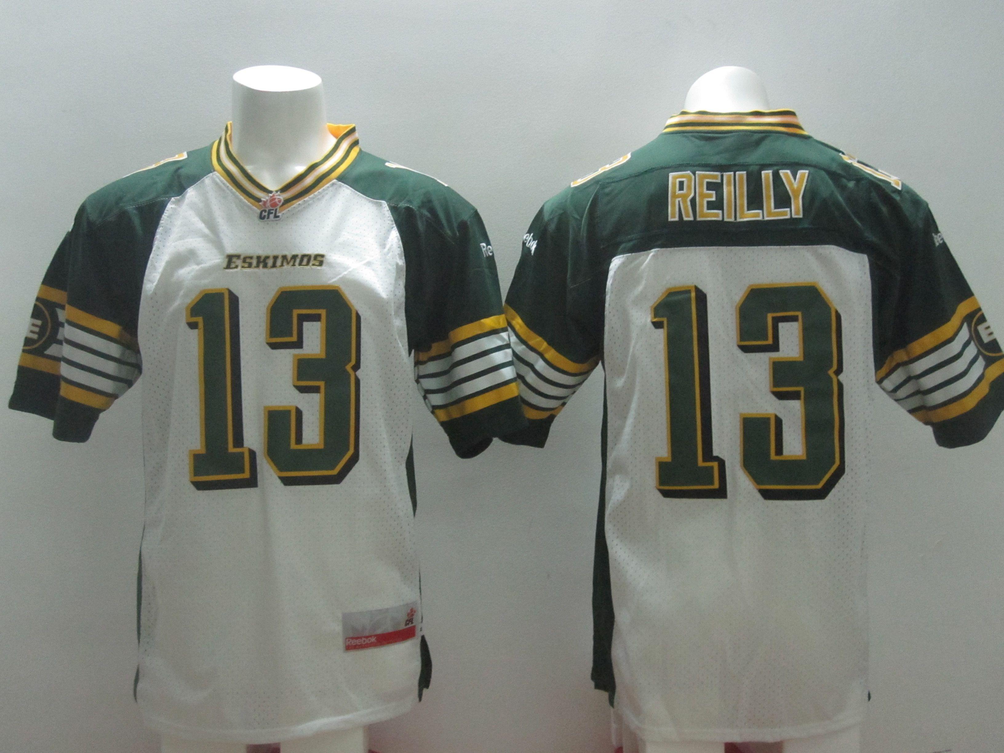 CFL jersey Nfl jerseys, White jersey, Jersey