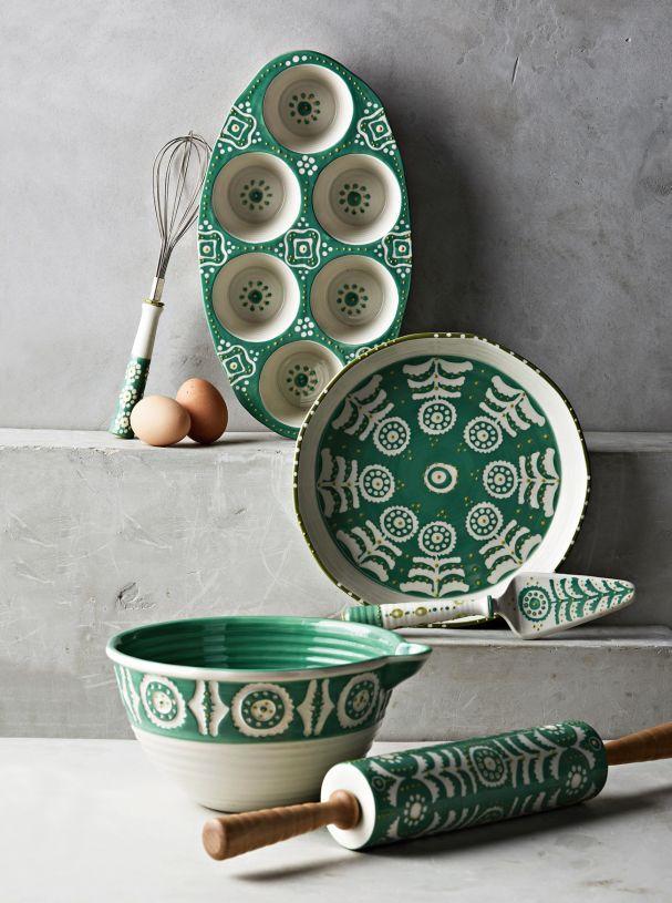 Geschenke unter 100 Euro Steingut geschirr, Keramik