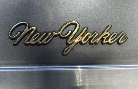 New Yorker With Images Emblems Logo Design Chrysler