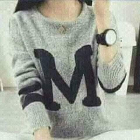 Pin By بنت محمد On Letter M Dad Stylish Alphabets Embroidery Designs Fashion M Letter Images