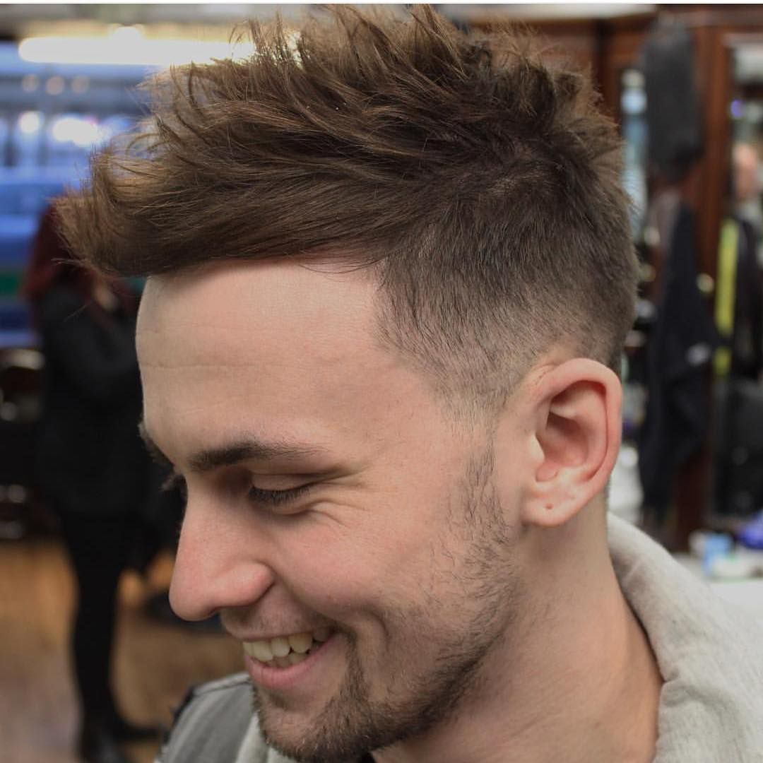 fresh fade haircut black men | men's hair | pinterest