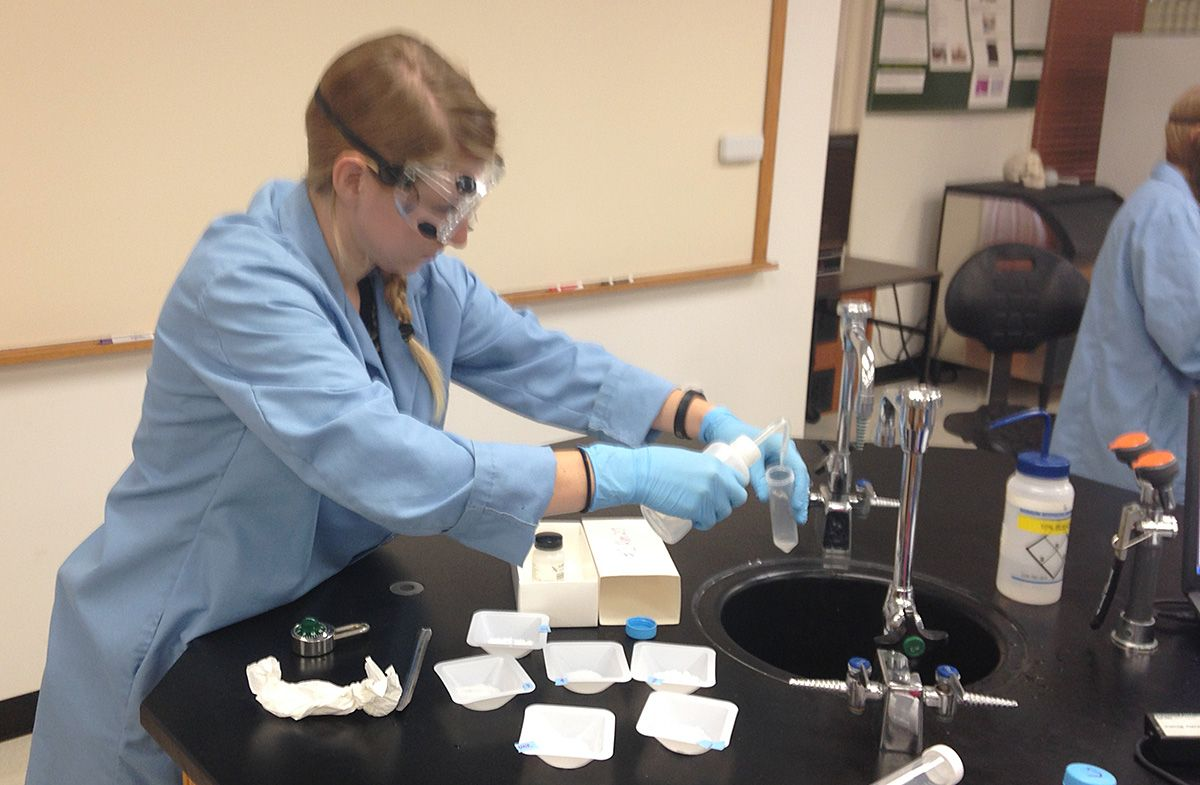 Saturday Academy: Forensic Science