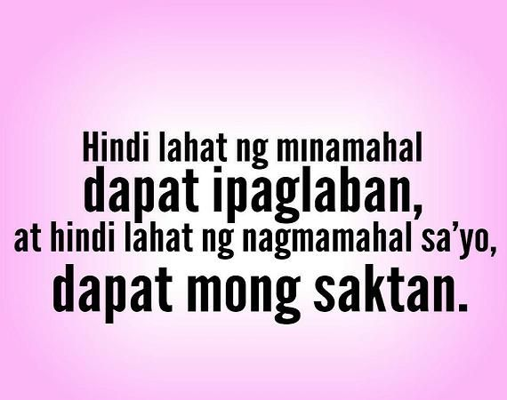 Tagalog Love Quotes | Tagalog, Tagalog quotes and Messages