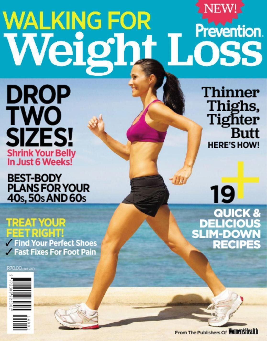 Prevention+Special+Edition+-+Walking+for+Weight+Loss+(Digital)+Magazine #Fitness