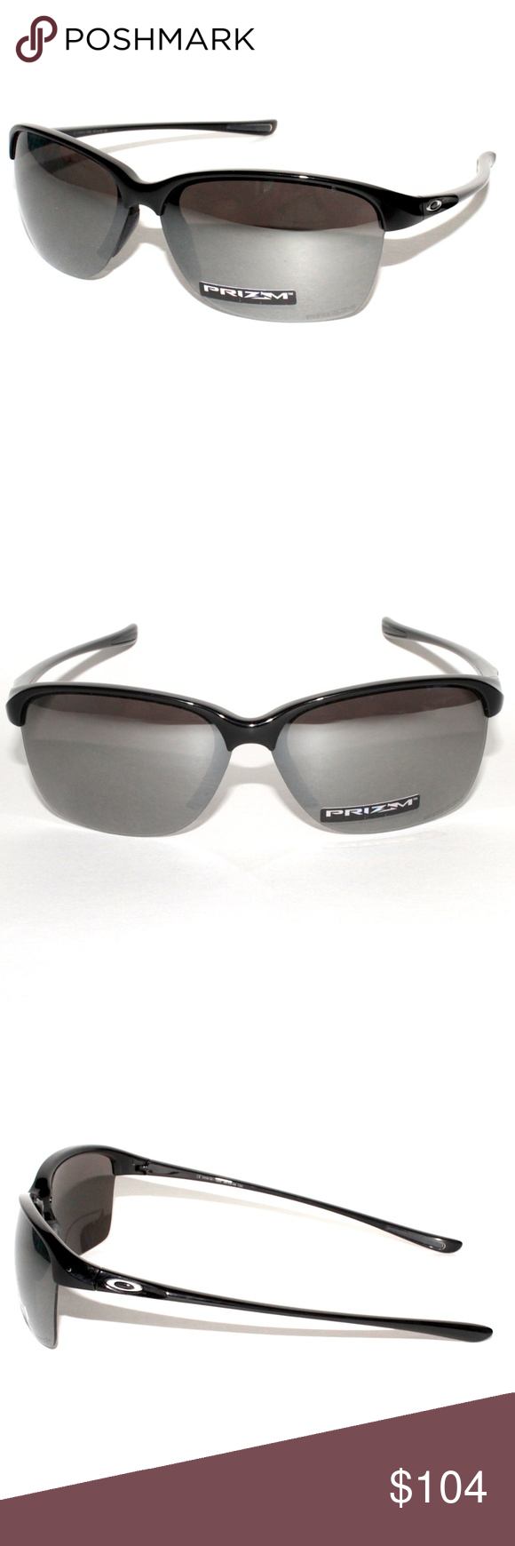 b0d787a0eb Oakley Unstoppable OO9191-1665 65 09 130 Polished Brand New 100% Authentic  Oakley