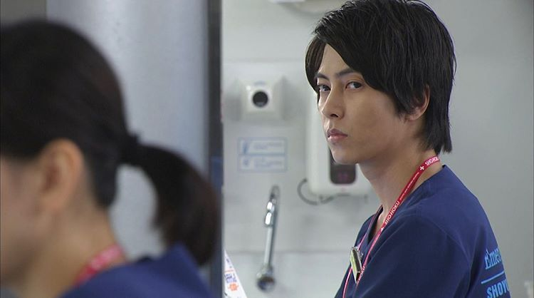 @nanana.kururu - Instagram:「♡ ・ 白石先生を見てる藍沢先生 白石 ...
