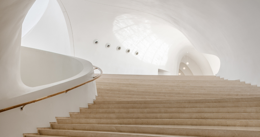 Gallery of Harbin Opera House MAD Architects 9