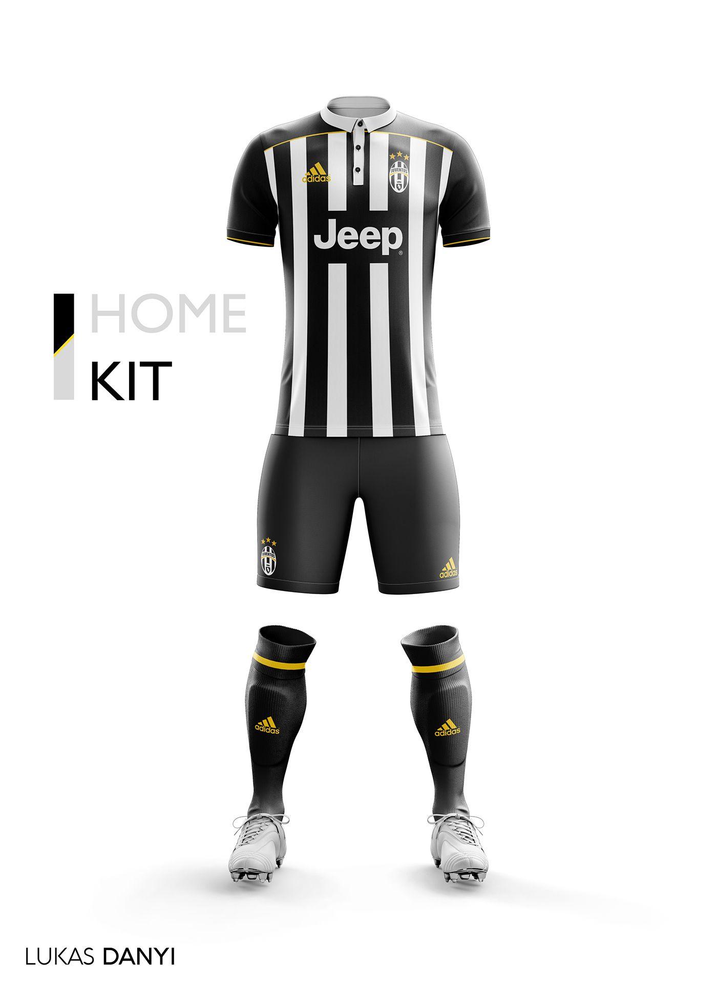 i designed football kits for juventus fc for the upcoming. Black Bedroom Furniture Sets. Home Design Ideas