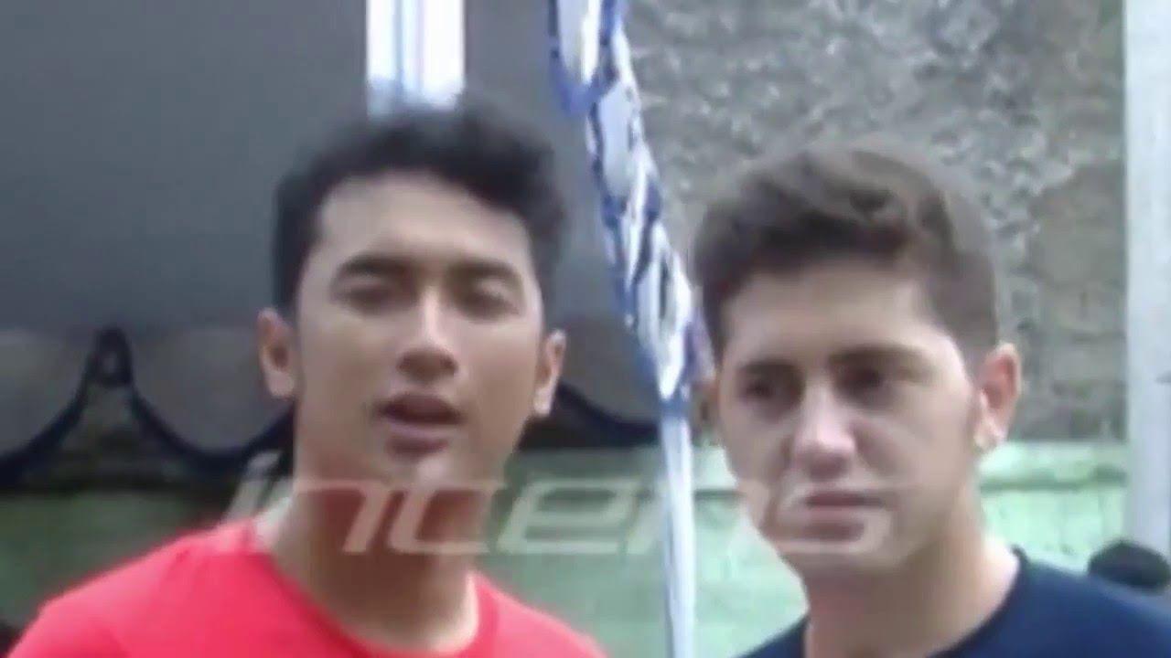 Ekspresi Ketakutan Cemal Faruk Bersama Pemain Anak Jalanan Gosip