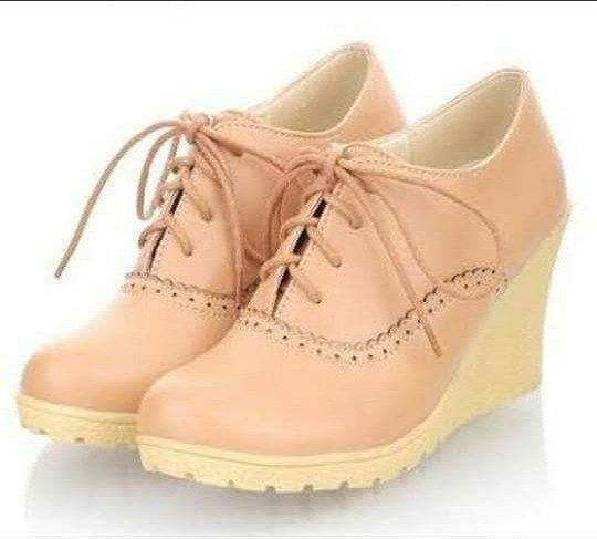 Sepatu Kulit Boots Wanita Louisa By Smo 290rb Pre Order Inside