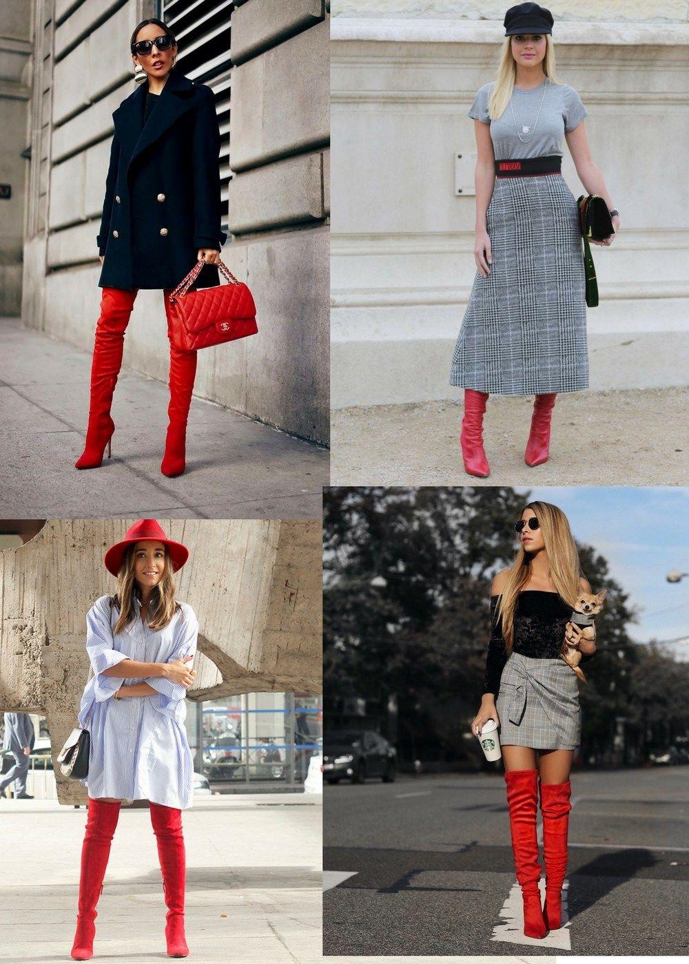 10 maneiras de usar bota branca   Botas brancas, Roupas