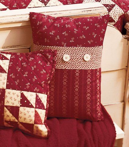 Sew handmade pillows pillowcases and pillow shams to match any decor--no matter how often you change it out! Our free pillow patterns feature both neutral ... & Free Pillow Patterns   AllPeopleQuilt.com   diy home decor ... pillowsntoast.com