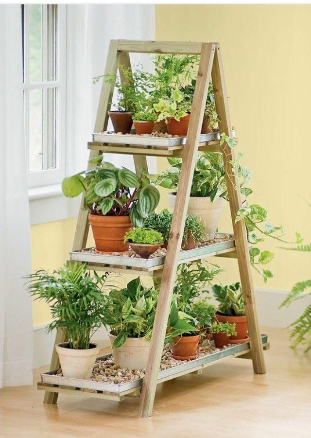 Esta es otra jardinera que nos gusto ya que es sencilla y estetica Antonella