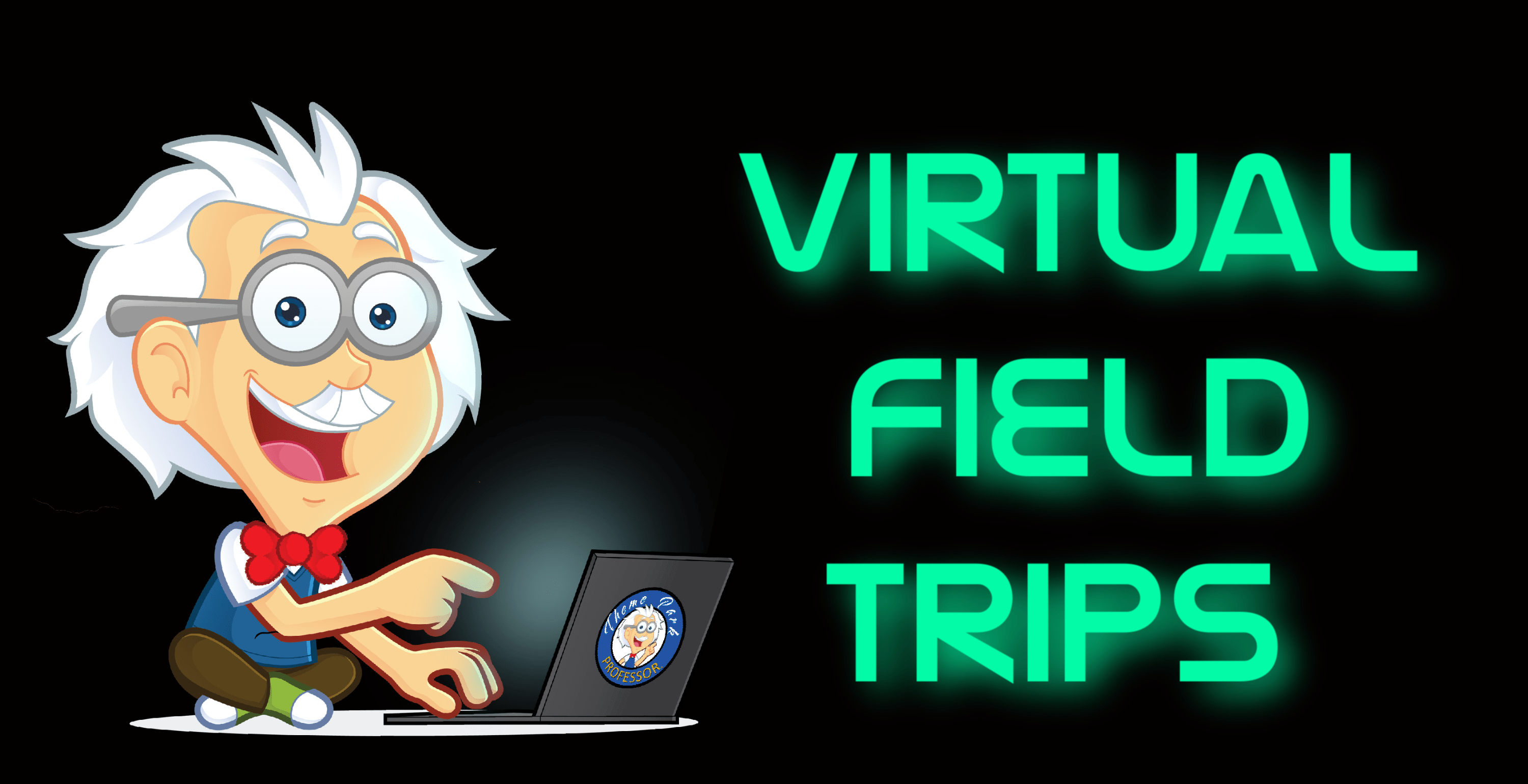 Virtual Field Trips To Take When Homebound In