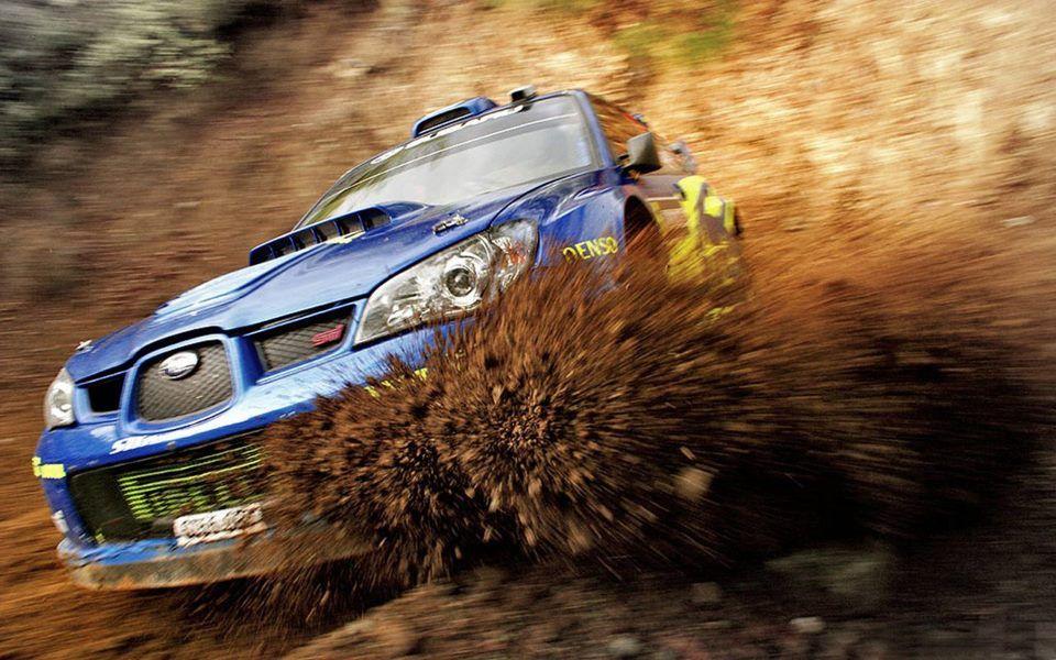 Subaru ftw in rally subaru impreza wrc