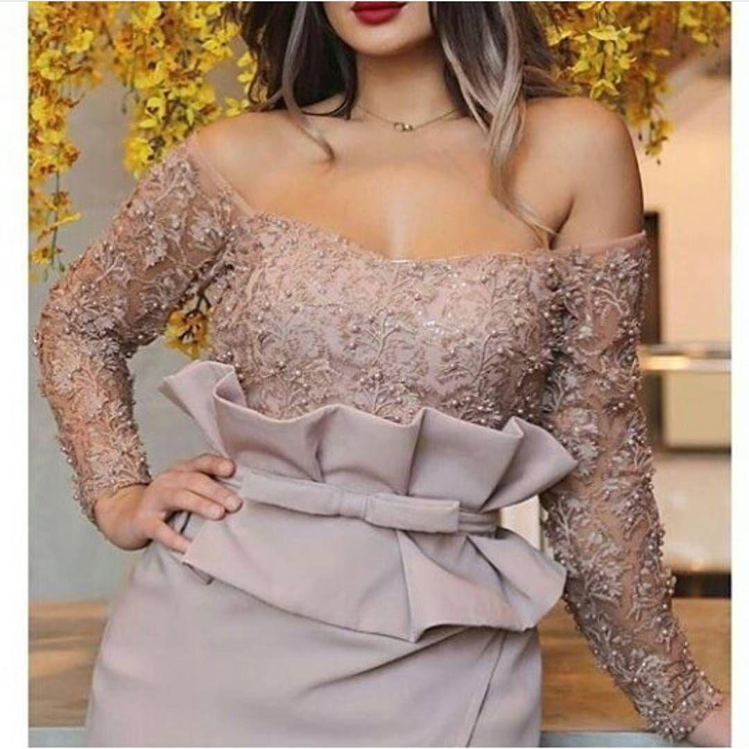 فاشن جمال S Instagram Profile Post نايس شرايكم بنات الراعي الرسمي للحساب تشكيله من اجمل الفساتين الناعمه Dresses Off Shoulder Dress Cocktail Dress