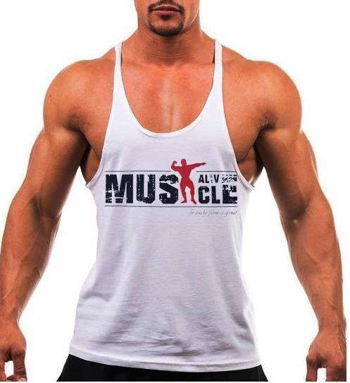 Men Tank Top Thin Strap Fitness Men Body Bodybuilding Stringer Singlet Heavengif Mens Tank Tops Fit Men Bodies Tank Tops