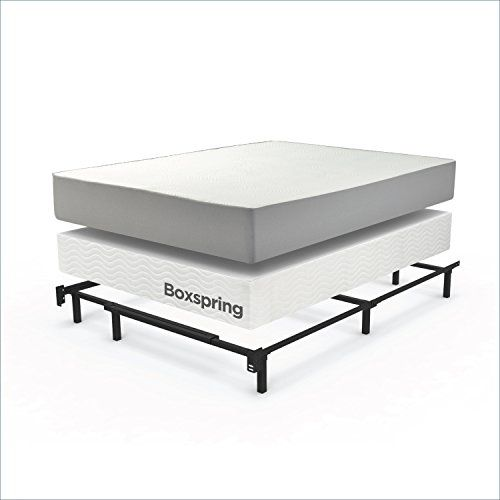 Purpose Of Box Spring In 2020 King Size Metal Bed Frame Bed