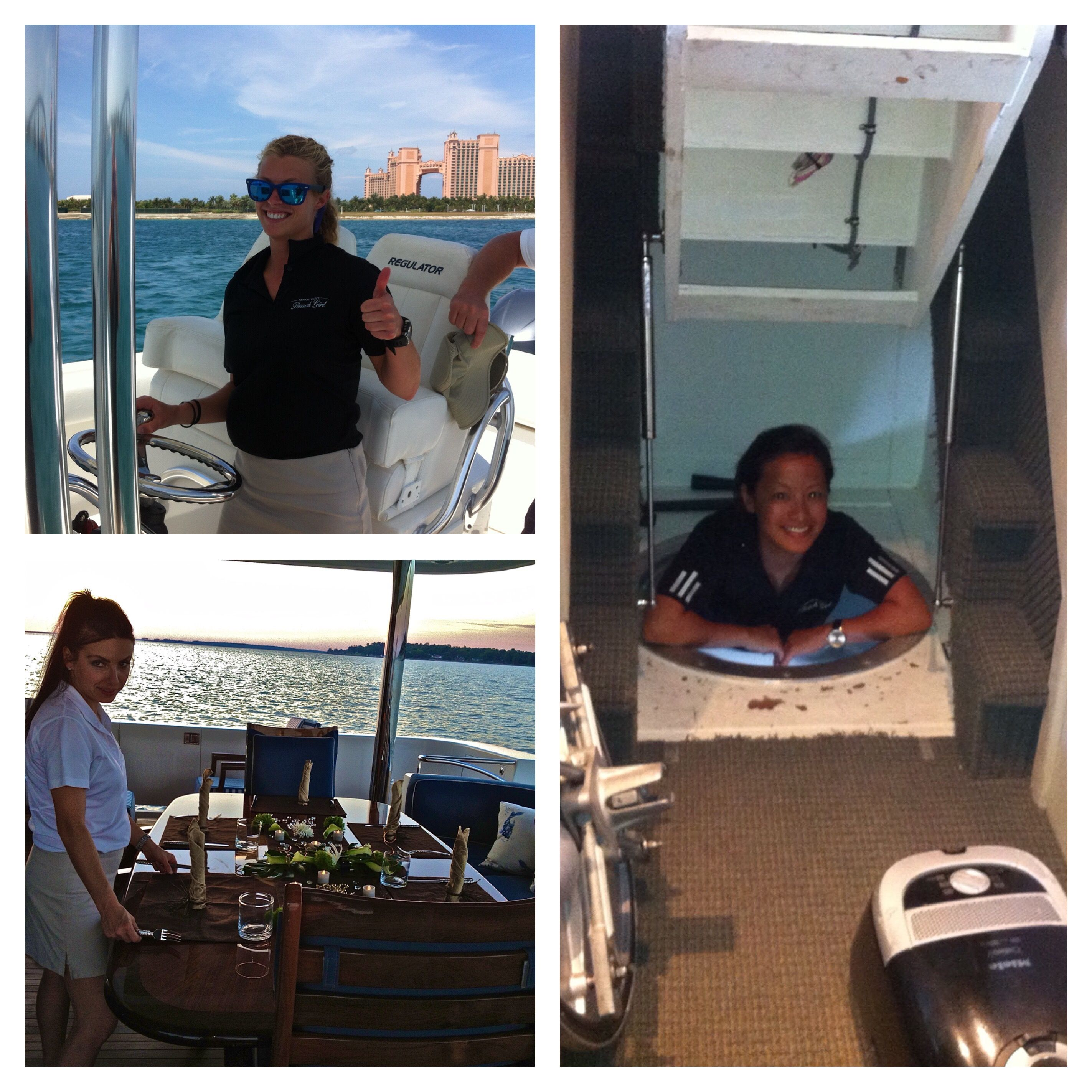 Yacht Jobs How To Become A Stewardess Or Deckhand Entry Level