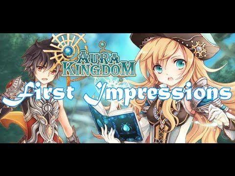 Aura Kingdom | MMORPG