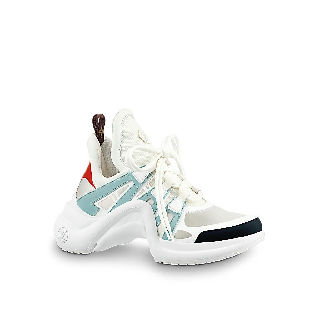 7b50f367 Louis Vuitton ARCHLIGHT SNEAKER | MILLSS✨ in 2019 | Louis vuitton ...