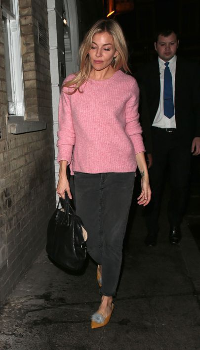 6d68a15553b0c6 An Ode To Sienna's Off-Stage Style | Street style | Sienna miller ...