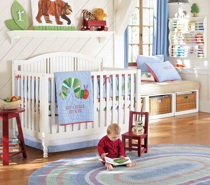 Catalina 3-in-1 Crib from Pottery Barn Kids | Nursery room ...