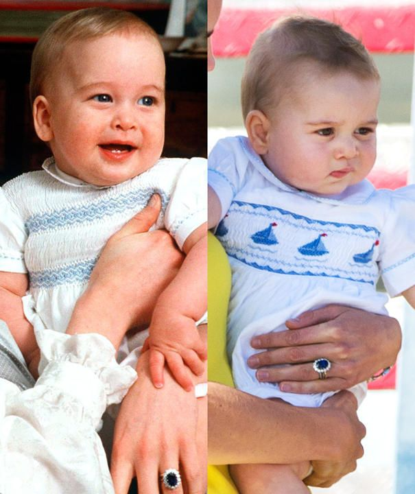 Mini Fashionistas Prince William (left) May Not Have