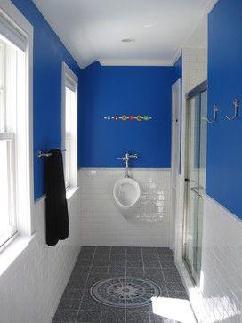 Cobalt Blue Bathroom Design Ideas Pictures Remodel And Decor Bathroom Design Blue Bathrooms Designs Blue Bathroom
