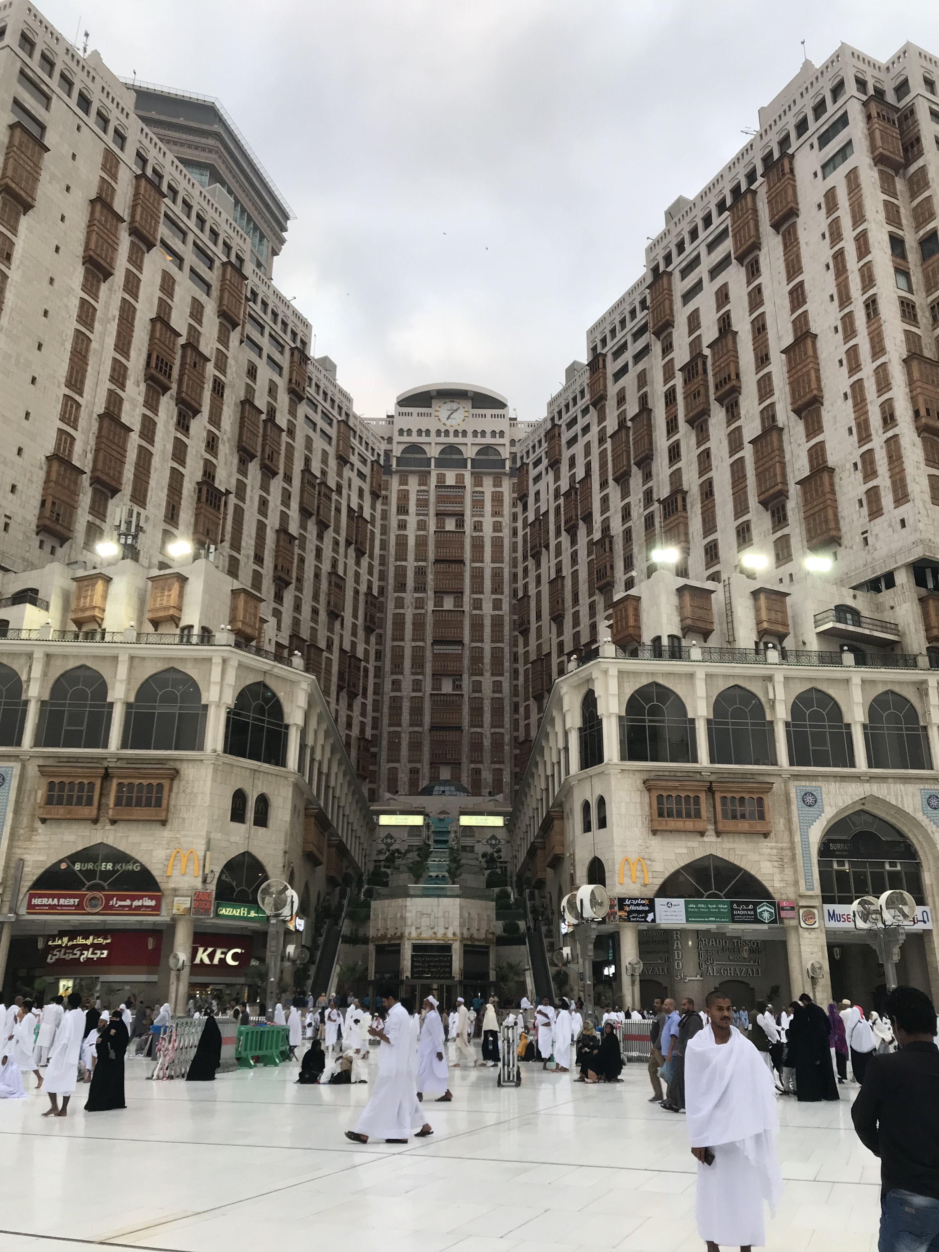 Makkah Street View Views Scenes