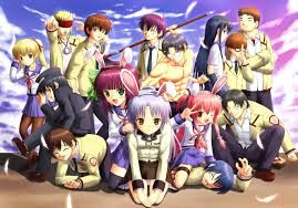 So much people with a bad life - Angel Beats! ~ DarksideAnime