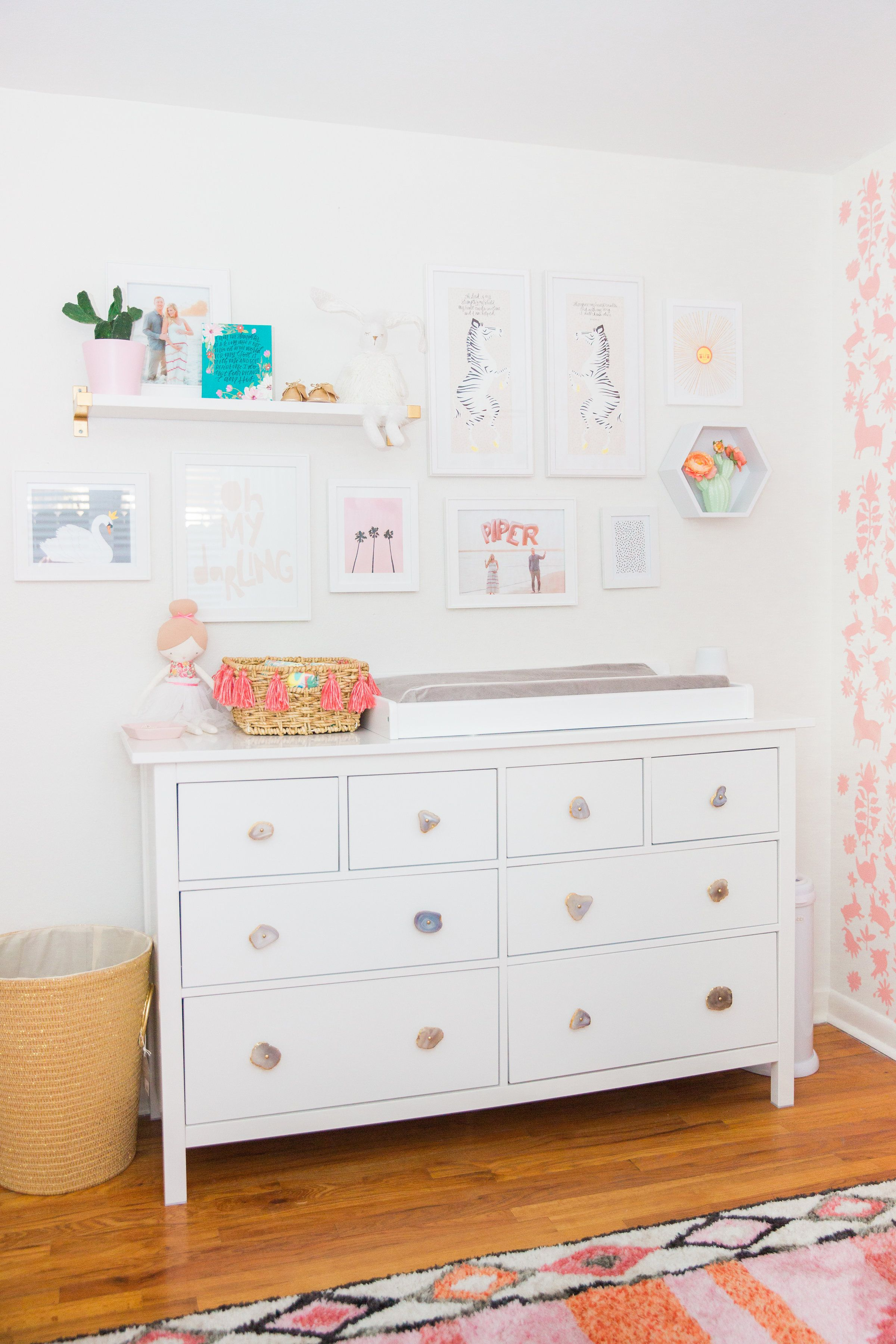 In the Nursery with Cake and Confetti - Project Nursery | Cheap