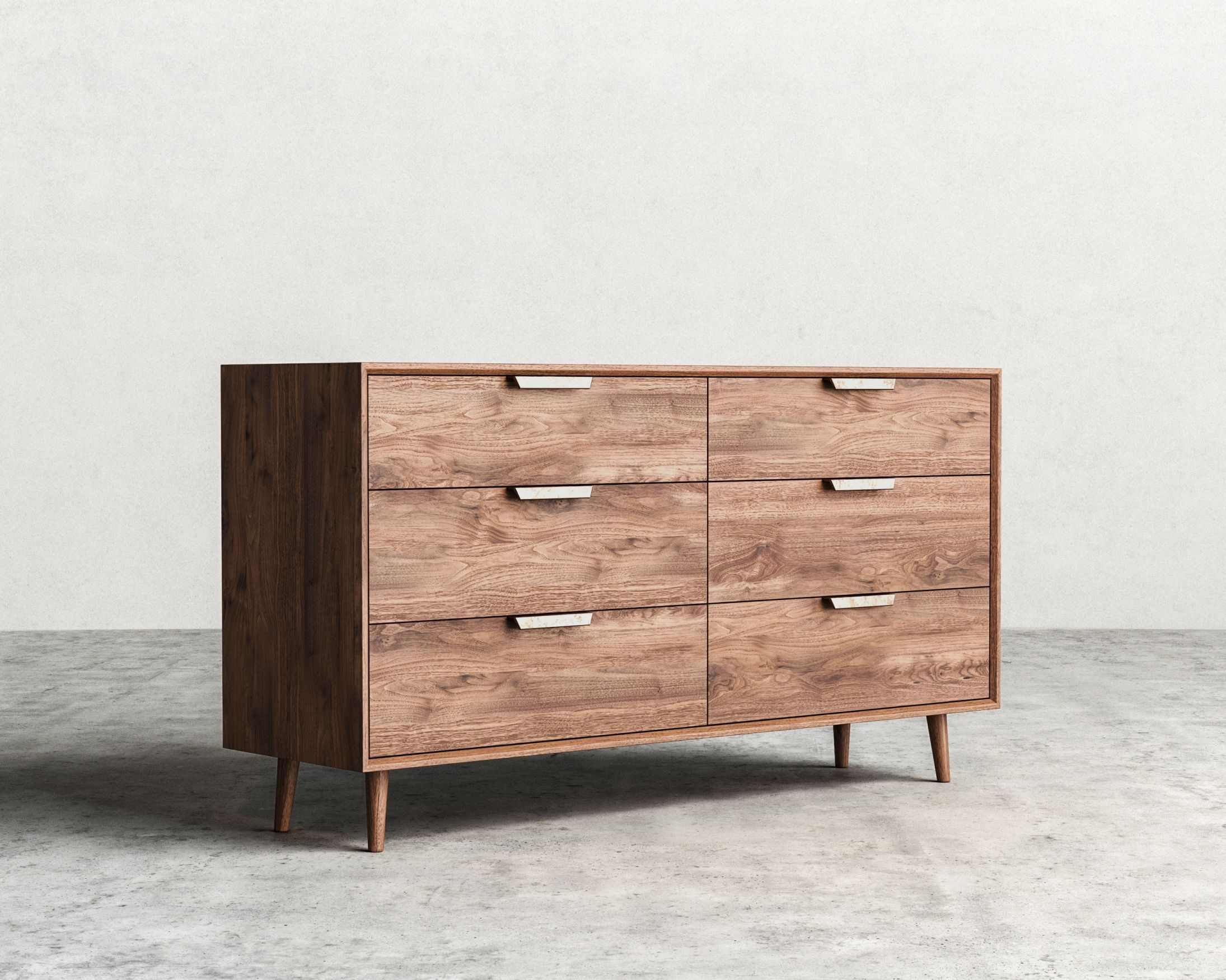 Asher Wide Dresser  Rove Concepts Rove Concepts Mid