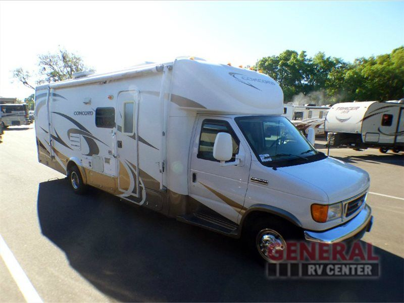 Used 2007 Coachmen Rv Concord 275ds Motor Home Class C At General
