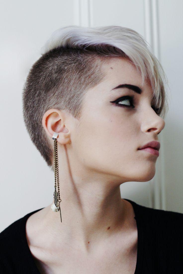 Undercut Pixie Google Search Hair Pinterest Undercut Pixie