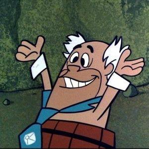 Uncle Giggles The Flintstones Flintstones Good Cartoons