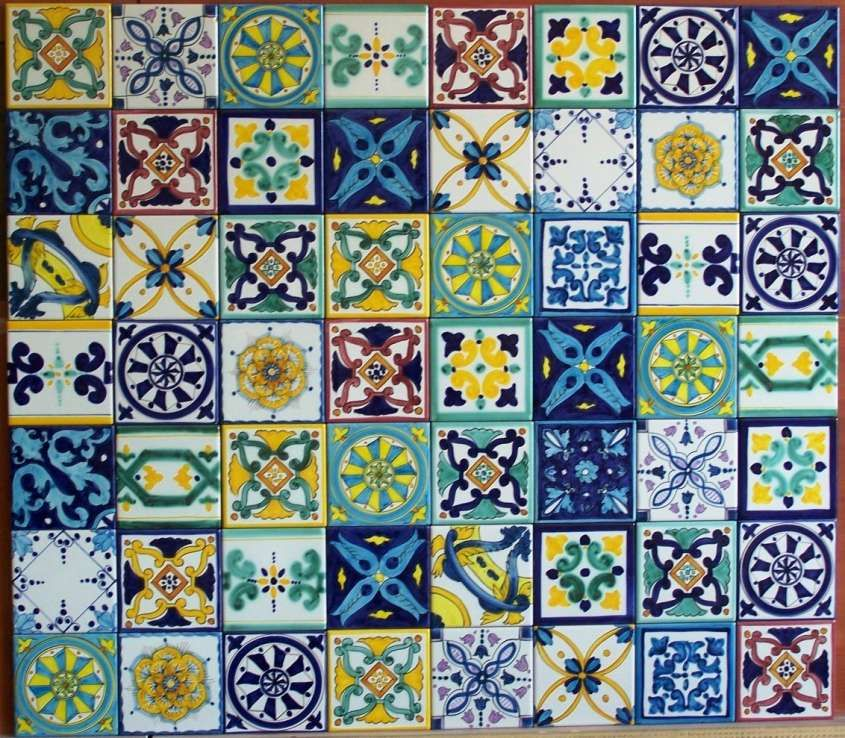Ceramiche di Vietri - Piastrelle di Vietri | Tables