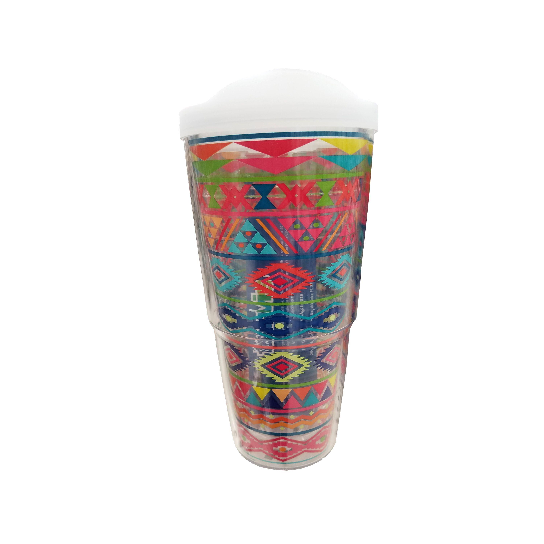 Tervis Bright Aztec Plastic Tumbler