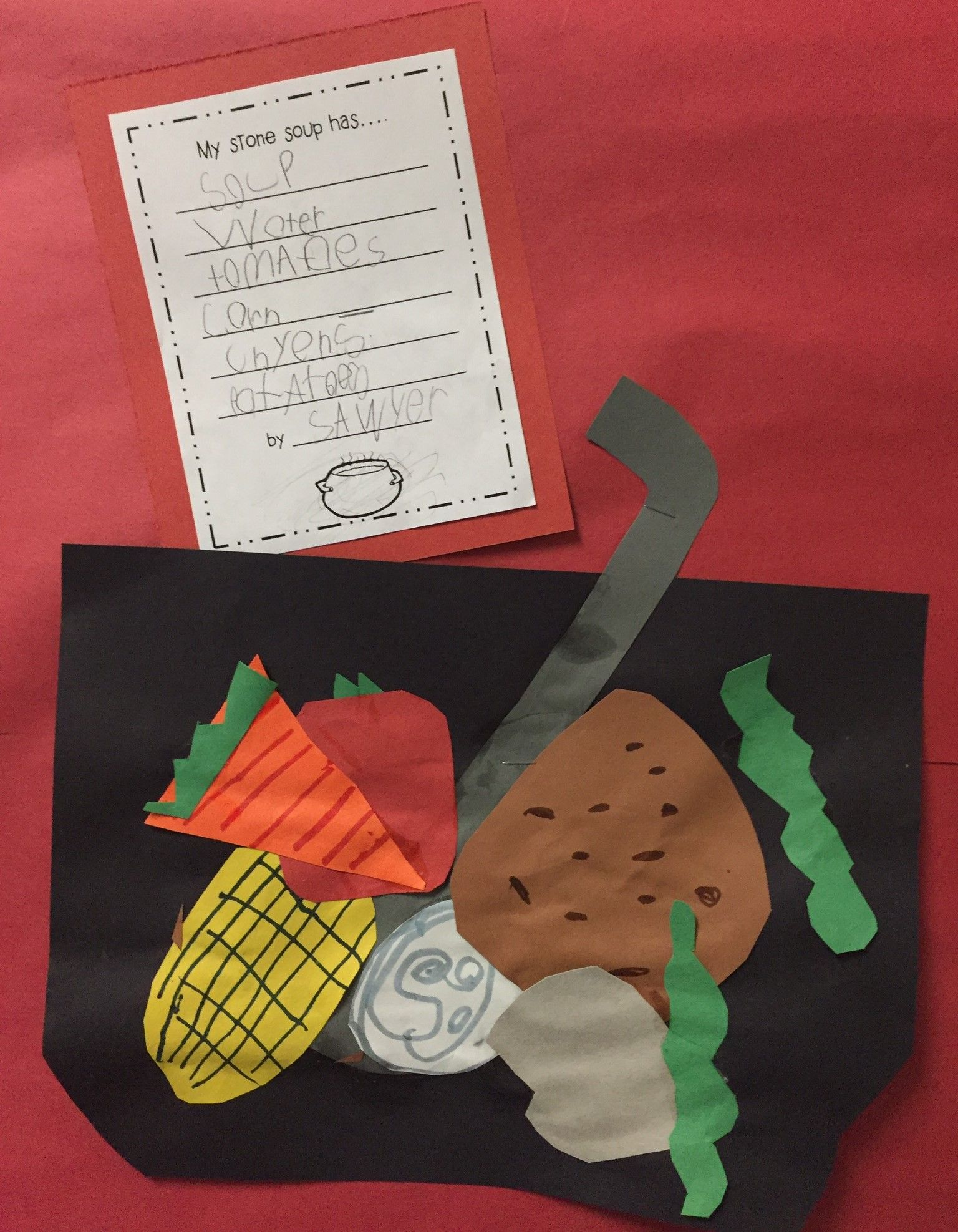 Stone Soup And The Following Activities Are A Wonderful