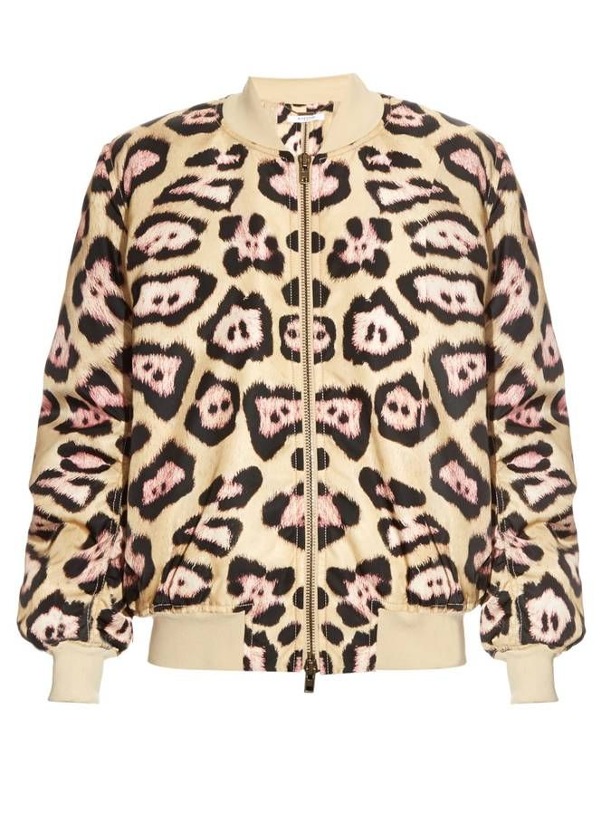Veste Pxuis Pinterest Léopard Givenchy Mode Bombers Fashion RxwTnSzgqv