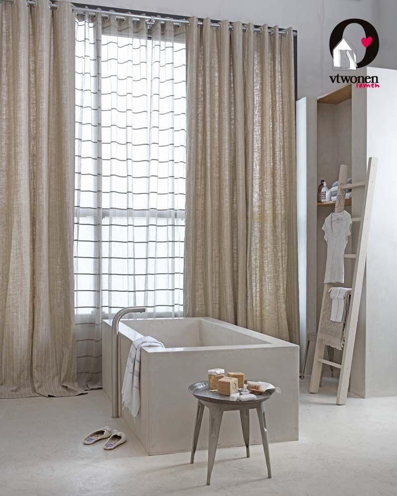 vtwonen gordijnen #gordijn #curtain | Huis art | Pinterest