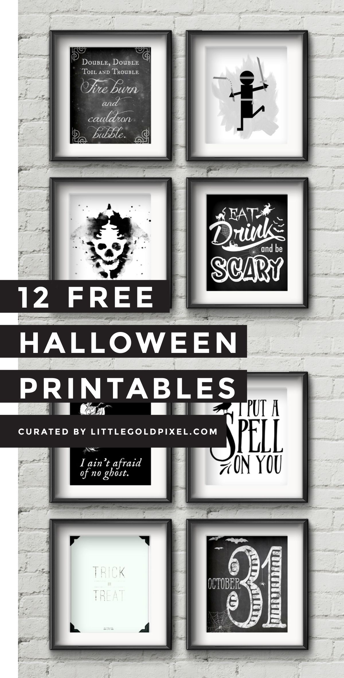 Best 25 Free Halloween Printables Ideas