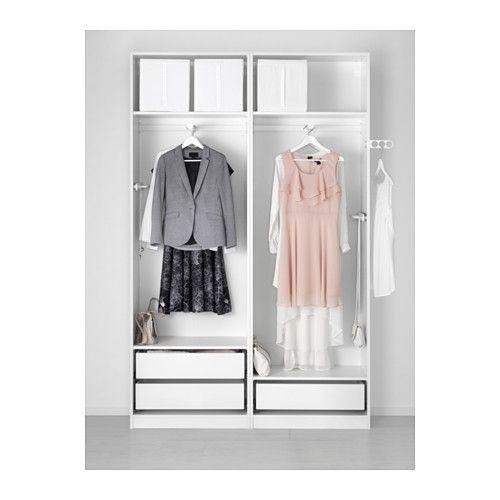 PAX Garderob - -, 150x44x236 cm - IKEA