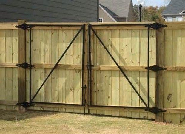 B Wood Gate Hinges Home Depot 511 634 Wooden Gate Designs Wood Gate Wood Fence Gates