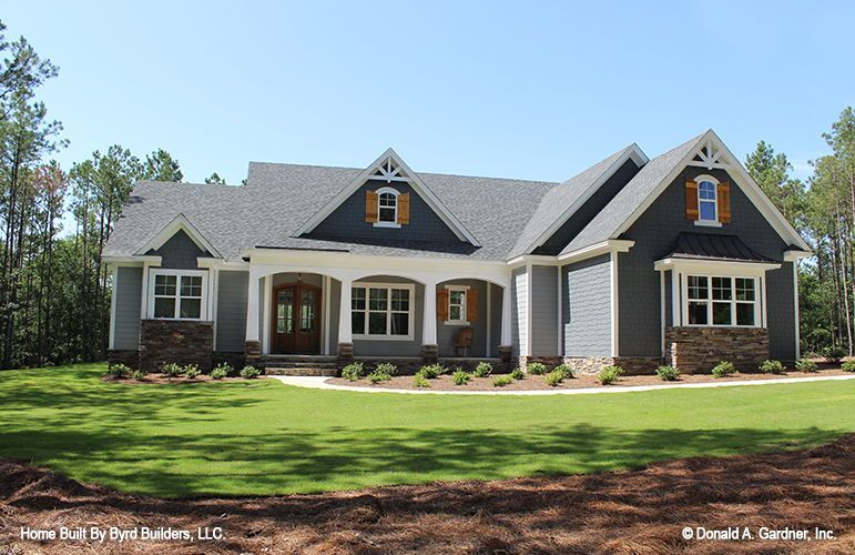 New photos of The Lucy house plan 1415 built by Byrd ... on the giver home, beauty and the beast home, connie home, red home,