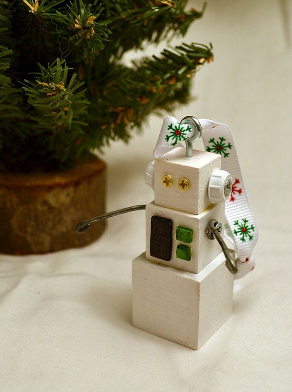 snowbots really are the perfect holiday decoration not only are they are festive and snowman like they also love eggnog christmas carols and wont melt